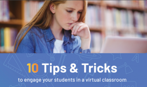 Virtual Classroom Tips